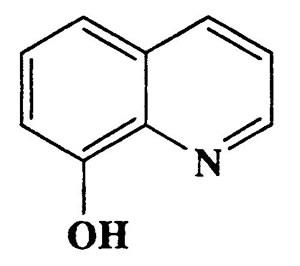 Quinolin-8-ol,8-Quinolinol,CAS 148-24-3,145.16,C9H7NO