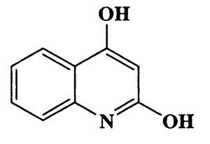 Quinoline-2,4-diol,2,4-Quinolinediol,CAS 86-95-3,161.16,C9H7NO2